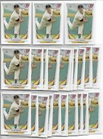 2014 Bowman Draft Tyler Beede (25) Card Paper Lot Giants Rookie First Year RC