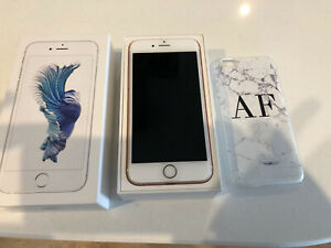 Apple iPhone 6S, Excellent condition, Smart Phone, Rose Gold