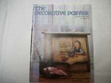 The Decorative Painter Magazine Issue # 5,Sep/Oct 1985, Jelly Making Time