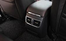 2* ABS Matt Inner Armrest AC Vent Outlet Cover trim For Mazda6 Atenza 2013-2015