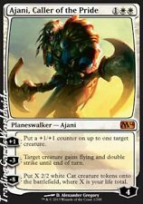 Ajani, calller of the Pride // NM // Magic 2014 // Engl. // Magic the Gathering