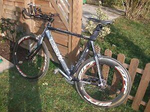 Rennrad Triathlonebike Zeitfahrrad Scott PLASMA Limited Edition