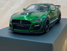 1/18 GT SPIRIT Ford Mustang Shelby GT500 MY 2020 apple green Art. GT834 NEU OVP