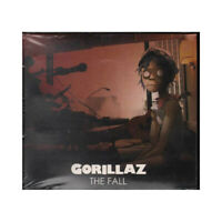 Gorillaz CD The Caída / Emi Parlophone 5099909758827 Cardsleeve Sellado
