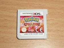 Pokemon Omega Rubin - Nintendo 3Ds, 2Ds