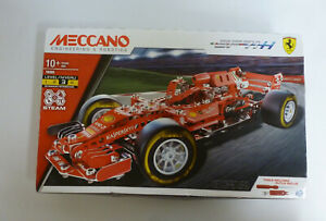 Meccano 18303 Ferrari Formula 1 Grand Prix Racer - Spin Master SF71H Ferrari