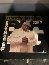 The Notorious B.I.G. - Ready To Die 2xLP (Sealed Gatefold)