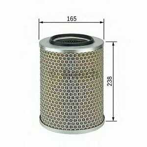ENGINE AIR FILTER AIR ELEMENT OE QUALITY REPLACEMENT BOSCH 1457429944