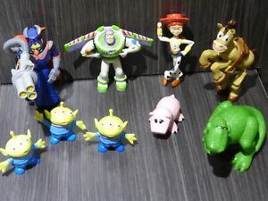 Lot Figurines Disney Toy Story
