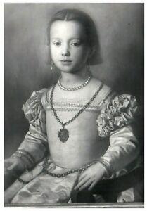 Florence Galleria Maria De Medici Fine Art Postcard PC647