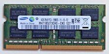Samsung 4GB 2Rx8 PC3-12800S DDR3 1600MHz SO-DIMM M471B5273CH0-CK0