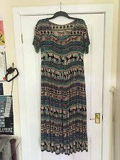 Ethnic/Peasant Vintage Maxi Dresses for Women