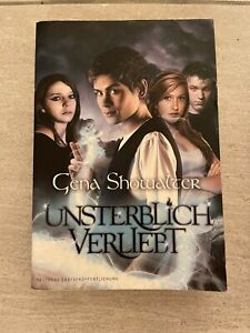 Gena Showalter Unsterblich verliebt Buch Roman Vampire Hexen Dämonen Fantasy Lyx