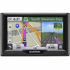 Garmin Nuvi 58LMT 5-Inch GPS Lifetime Maps USA & Canada & Traffic 010-01400-05