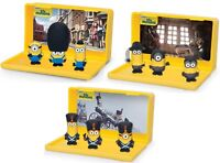 Micro Minion Playset 9 Figuren VIVE LE, EYE MATIE und BRITISH MINIONS Figur