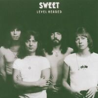 SWEET - LEVEL HEADED  CD NEU