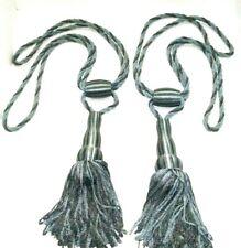Vintage Decorative Drapery Tassels Tie Back Custom Home Decor Curtain Trim Gift