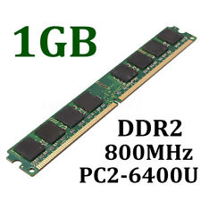 1GB PC2-6400U DDR2 240Pins 800MHz Computer Desktop PC DIMM Memory SDRAM RAM
