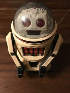 TOMY VERBOT Programmable Robot Voice Activated Remote Control 84 Japan FOR PARTS