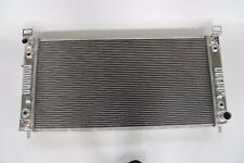 KKS 3 ROW All aluminum radiator Chevy Silverado Cadillac Escalade GMC Yukon 4.8L