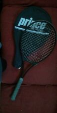 Prince pro oversize aerodynamic tennis racket w cover