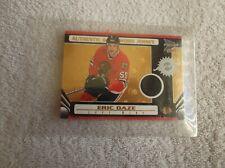 "Pacific  / NHL  ""ERIC DAZE""  #108 - L/E game worn jersey 2003 Trading Card"