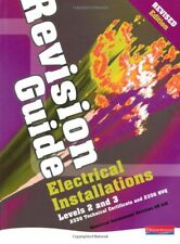 EX-LIBRARY Electrical Installations Revision Guide: Revised edition  0435402579