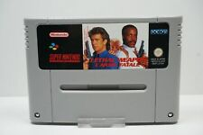Lethal Weapon FAH -Super Nintendo - SNES - used