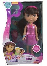 Dora and Friends Dance Party Dora Doll mild imperfection to packaging