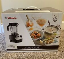 Vitamix 5300 Blender (Black )Brand New In Box