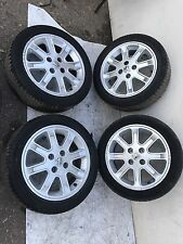 peugeot 1007 alloy wheel set 2006 size R16 Peugeot alloy wheels only