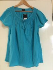Sara Short Sleeve Machine Washable Plus Size Tops & Blouses for Women