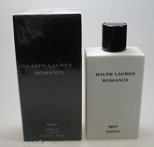 Ralph Lauren Romance Men Shower Gel 200 ml