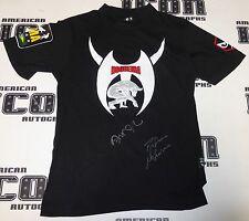 Antonio Rogerio & Rodrigo Nogueira Signed Team Minotauro Shirt PSA/DNA UFC Pride