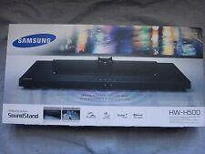 BRAND NEW Samsung HW-H500/ZA Wireless Audio SoundStand - Black FREE SHIPPING