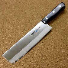 Japanese Kitchen Suji Usuba Nakiri Vegetable Knife 175mm 6.9 inch Seki Japan
