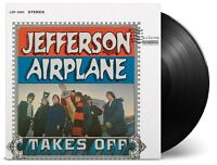 JEFFERSON AIRPLANE - TAKES OFF  VINYL LP NEW+