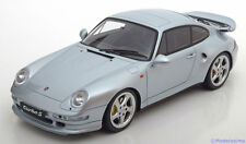 1:18 GT Spirit Porsche 911 (993) Turbo S 1995 silver Limited 504 pcs.