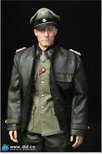 "1/6 12"" DID D80120 WWII German Panzer Officer ""Joachim Peiper"" in stock"