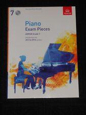 ABRSM Piano Exam Pieces ABRSM Grade 7-2013-2014 Syllabus-w/CD-NEW