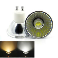 High Power Dimmable GU10 5W Light Cup MR16 COB LED Light Ceramic Cup LED Sp D2Y6