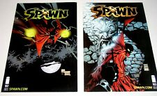 SPAWN #102 AND #103  TODD McFARLANE'S CREATION 2001