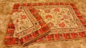 Pillowcases by DORMA,Kalamkari' EXC. COND.