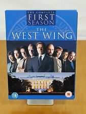 THE WEST WING COMPLETE FIRST SEASON BOX SET
