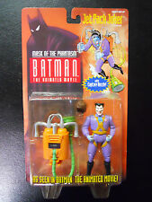 VINTAGE! STILL SEALED! 1993 Kenner Batman: Mask of the Phantasm Jet Pack Joker