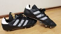 ADIDAS MENS FOOTBALL TRAINERS SIZE UK 12 / EU 47 MADE IN INDONESIA