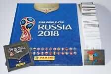PANINI Russia 2018 World Cup 18 - Komplettset + Hardcover Album FRANCE Rare