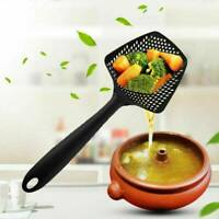 Large Scoop Spoon Colander Heat Resistant Pasta Strainer Cooking Kitchen Tool