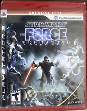STAR WARS The FORCE UNLEASHED PS3 Greatest Hits