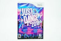 Just Dance 2018: Wii [Brand New]